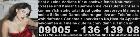 perverse Telefonsex Drecksau - abartig,pervers,krank
